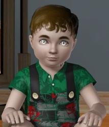 Moriarty Diabolical - toddler