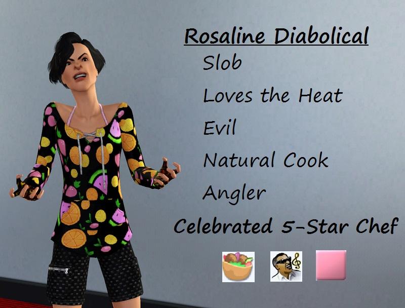 Gen2 Heir Vote - Rosaline